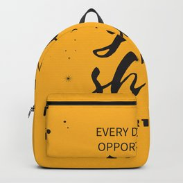 Shine everyday Backpack