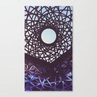 aperture Canvas Prints featuring Aperture by Florian Wille Design