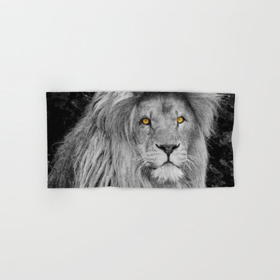 LION BEAUTY Hand & Bath Towel