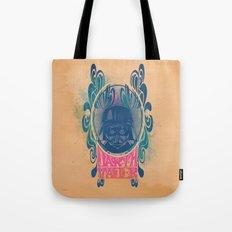 Psychedelic Vader Tote Bag