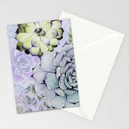Pekinese Garden Stationery Cards