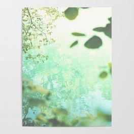 Green softness No1 Poster