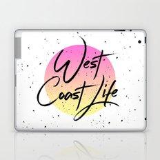 West coast life Laptop & iPad Skin
