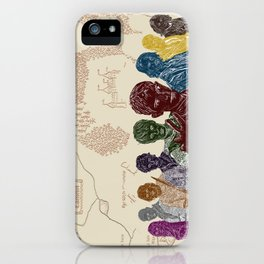 Camelot's Warriors iPhone Case