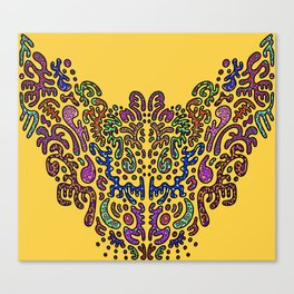 Somewhat Of A Butterfly Canvas Print