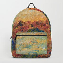 Flowers of Provence Backpack