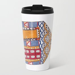 Funky NOLA Shotgun Print Travel Mug