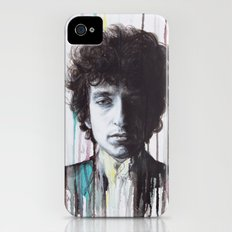 Bob Dylan Slim Case iPhone (4, 4s)