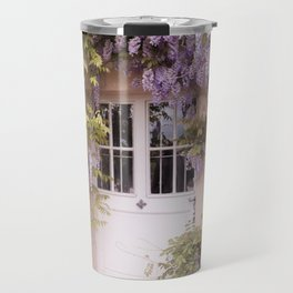wisteria of the unknown Travel Mug
