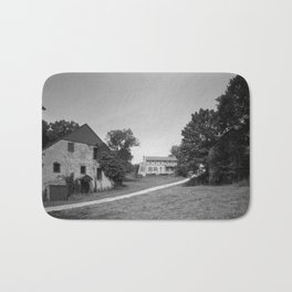 Mill Tract Farm, PA 1958 Bath Mat