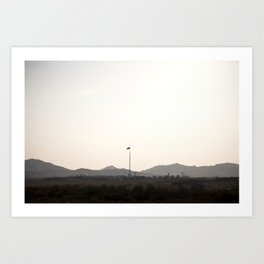 North Korea Art Print