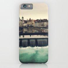 Lucerne, Switzerland Slim Case iPhone 6s