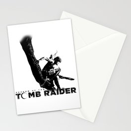 Shadow of the Tomb Raider Stationery Cards