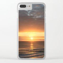 Beautiful Daytona Morning Clear iPhone Case