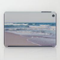 ombre iPad Cases featuring Ombre  by Alicia Bock