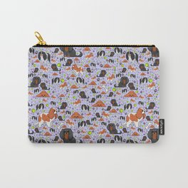 King Charles Spaniels Carry-All Pouch