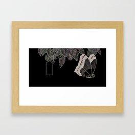 Pipettu -  Caterpillar Flies (Spread 7 of 10) Framed Art Print