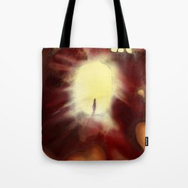 Heart of the Mountain Tote Bag