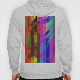 Rainbow Elements of Matter: EARTH Hoody