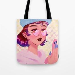 lover girl Tote Bag