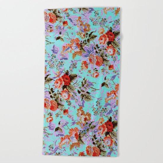fleuri Beach Towel