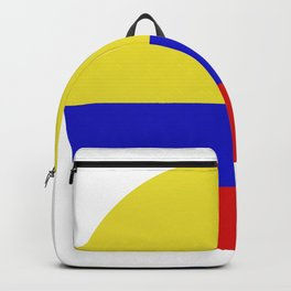 colombia flag Backpack