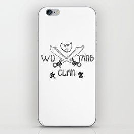 Wu-Tang iPhone Skin