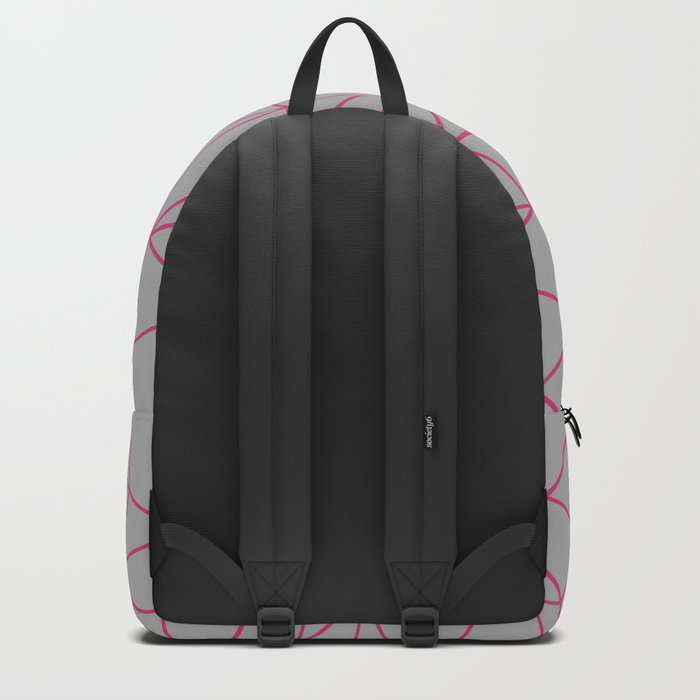 Ab Storm Hot Grey Backpack