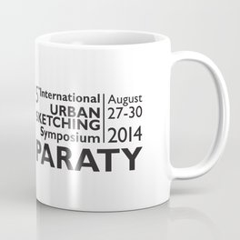 USk Paraty 2012 Coffee Mug