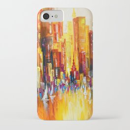 Sunny Los Angeles iPhone Case