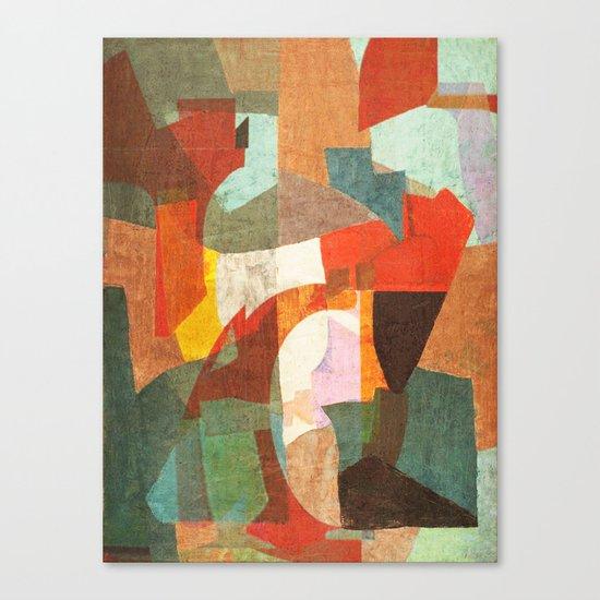 Leonidas Canvas Print