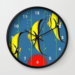 Australia Great Barrier Reef Queensland Wall Clock
