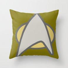 Star Trek, Communicator  Throw Pillow