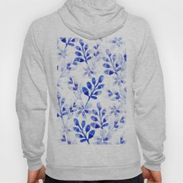 Watercolor Floral VVII Hoody