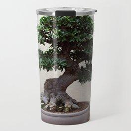 Bonsai Tree Travel Mug