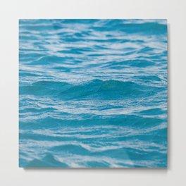 OH, OCEAN Metal Print