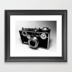 Argus C3 Camera Framed Art Print