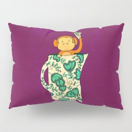 Dinnerware sets - Monkey in a jug Pillow Sham
