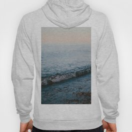 Dusk Waves // Upper Peninsula, Michigan Hoody