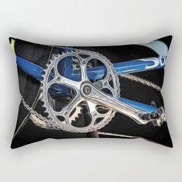 Gearing up Rectangular Pillow