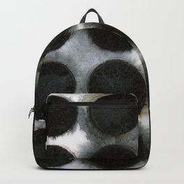 WATERCOLOUR DISCS: Black Spinel Backpack