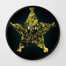 Power Star Wall Clock