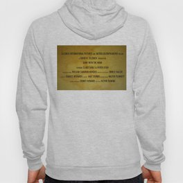 Gone with the... cast & crew Hoody