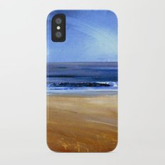 see the sky about to rain Slim Case iPhone X