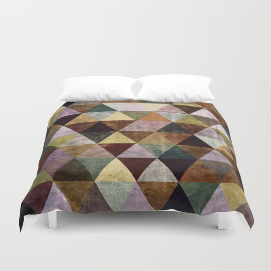 Abstract #391 Duvet Cover