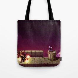 Ninja Gaiden Tote Bag
