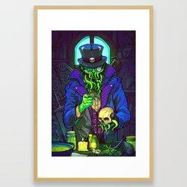 Cthulhu Wants You! Framed Art Print