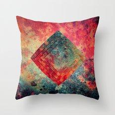 Random Square Throw Pillow