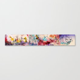 A Vernal Planet Canvas Print