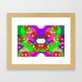 Abstrakt 2 Framed Art Print